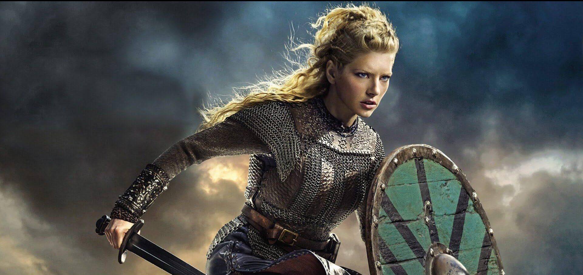Esqueleto de grande guerreiro viking na verdade é de uma mulher