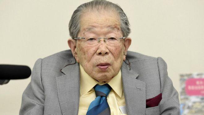 Os segredos do médico japonês que estudou a longevidade e viveu 105 anos
