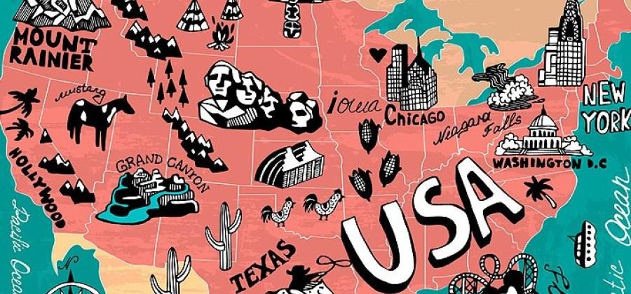 Tente passar nesse teste sobre os Estados Unidos [Quiz]