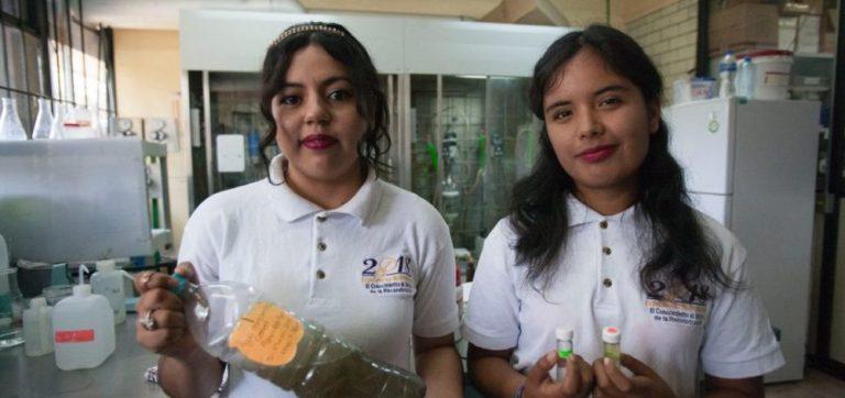Estudantes mexicanas transformam água suja em combustível