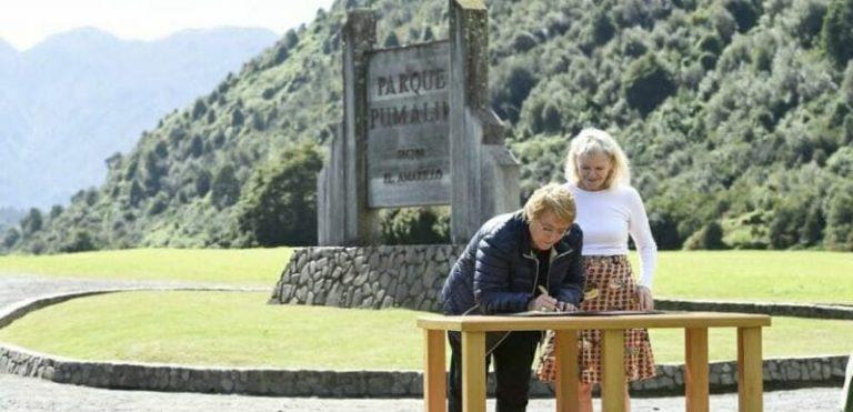 Chile dá exemplo e transforma 1 milhão de hectares em parques ecológicos