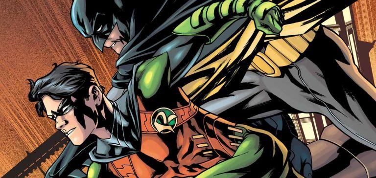 Batman ganhou um novo Robin (bizarro) nos quadrinhos