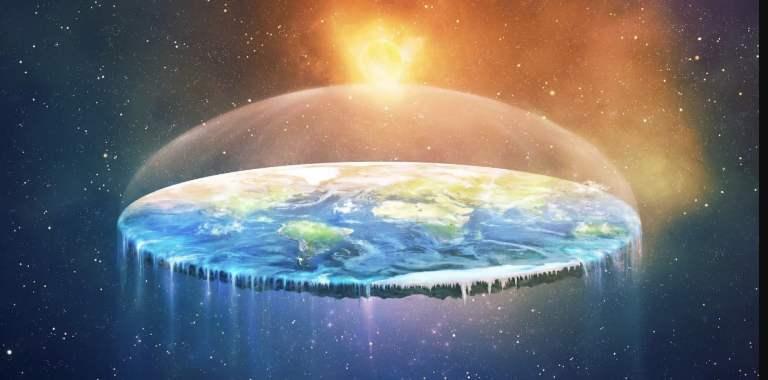 7 formas bizarras que já tentaram provar que a Terra é plana