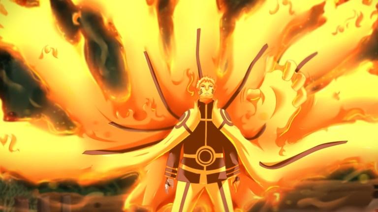 Naruto acaba de se tornar ainda mais poderoso em Boruto