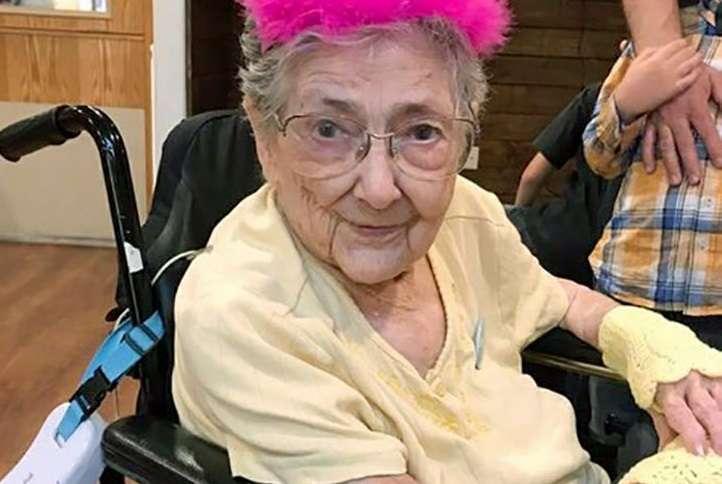 Conheça a mulher que viveu quase 100 anos com os órgãos do lado errado do corpo