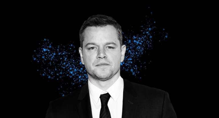 7 coisas que você não sabia sobre a vida de Matt Damon