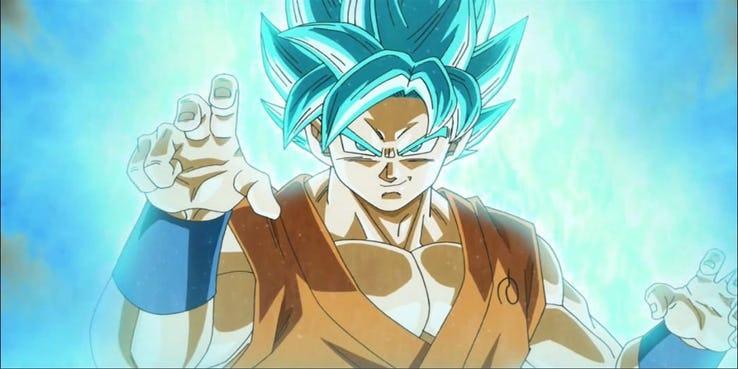Dragon Ball Goku Super Saiyan Blue, Fatos Desconhecidos