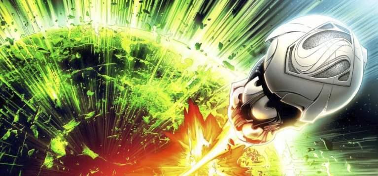 DC finalmente revela a verdade sobre a destruição do planeta Krypton