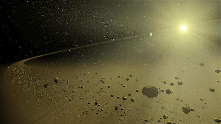 Vida poderia existir antes da formação da Terra, entenda