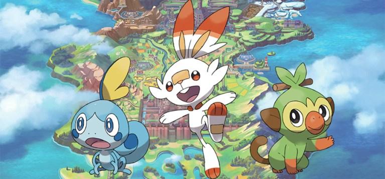 Vaza a data de lançamento dos novos jogos Pokémon