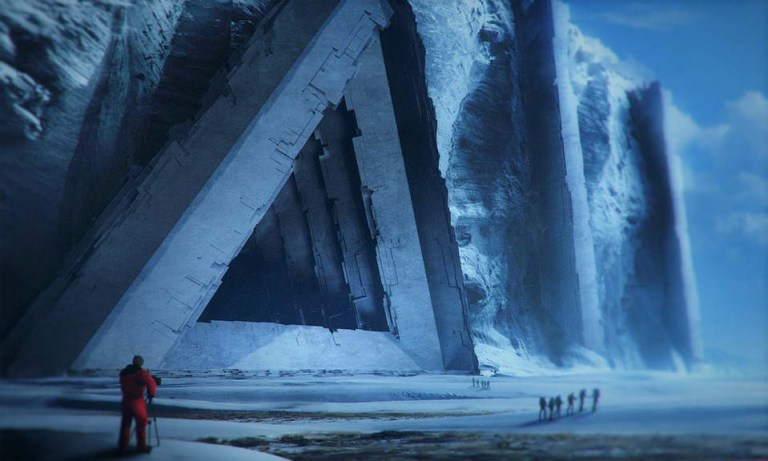 7 teorias inacreditáveis envolvendo a Antártida