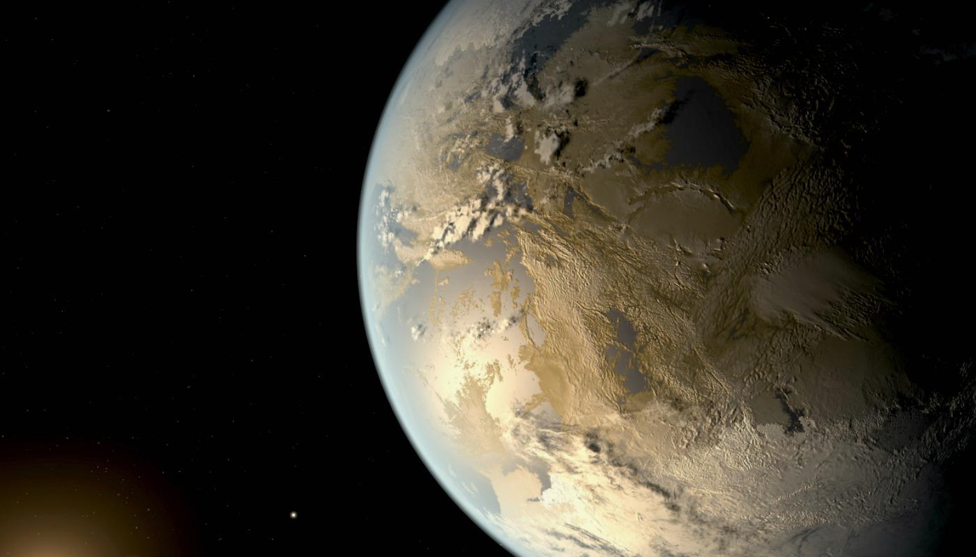 Segundo estudos, exoplaneta mais próximo da Terra pode ter condições para abrigar vida