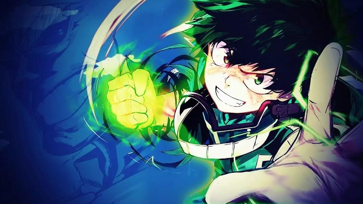 Essa teoria de My Hero Academia vai mudar o que você sabe sobre o Midoriya