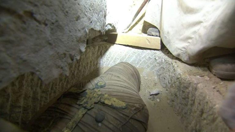 60 múmias descobertas no Egito podem ter história assustadora