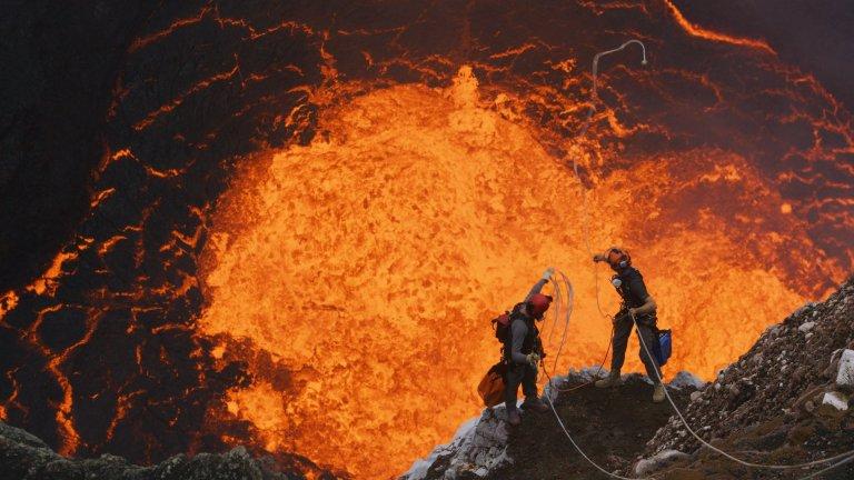 E se todos os vulcões da Terra entrassem em erupção de uma só vez?
