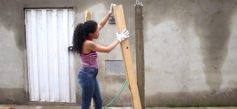 Mulher faz sucesso no Youtube dando dicas de construção