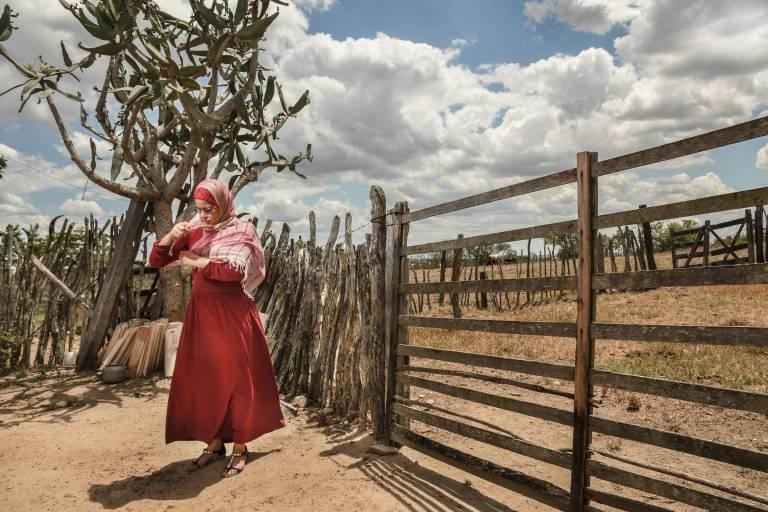 """O lugar do nordeste brasileiro que está se tornando a """"terra do islamismo"""""""