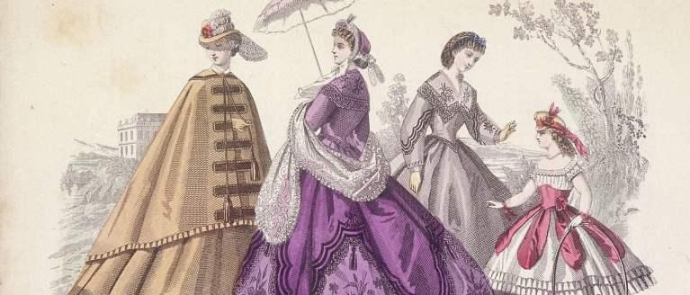 7 regras e costumes mais estranhos sobre as mulheres da Era Vitoriana