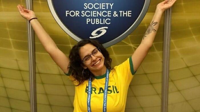 Após ganhar prêmio internacional, brasileira terá seu nome em asteroide