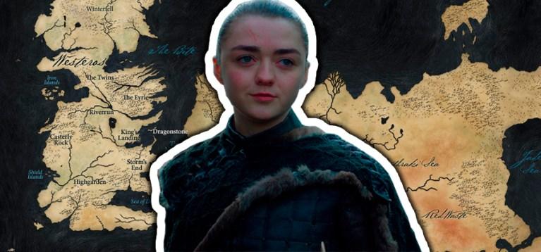 7 razões pelas quais uma série da Arya seria incrível