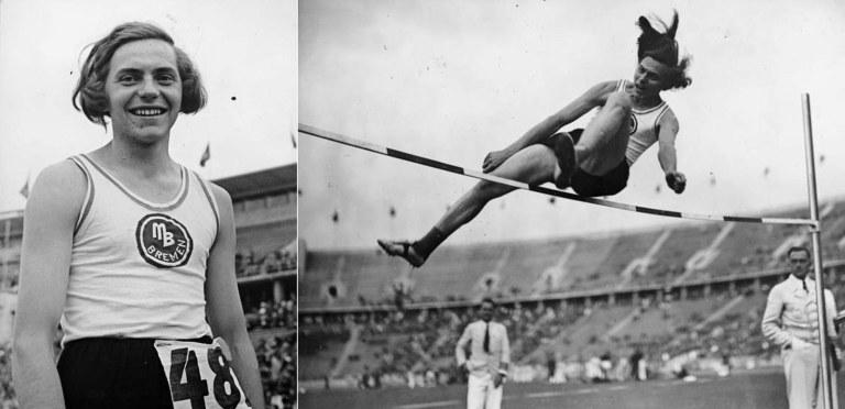 Heinrich Ratjen, o atleta olímpico que foi criado como menina