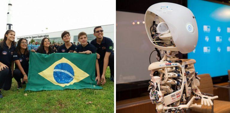 Conheça os jovens brasileiros que ganharam prêmio de robótica da NASA