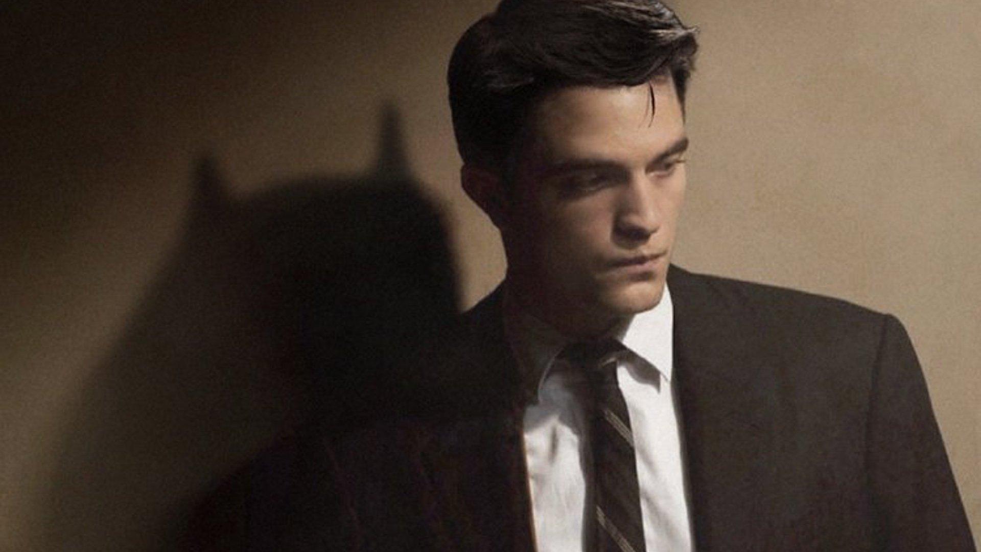 Warner Bros. oficializa Robert Pattinson em The Batman