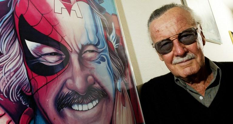 Petição online pede estátua para Stan Lee em Nova York
