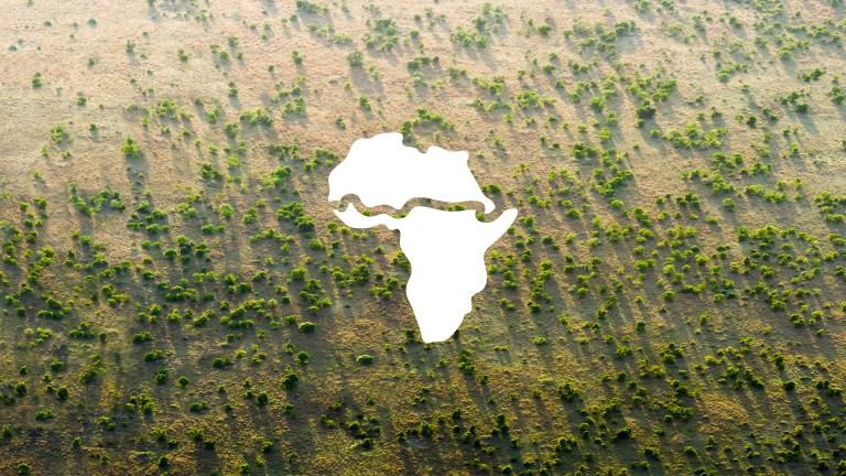 A grande muralha verde localizada na África