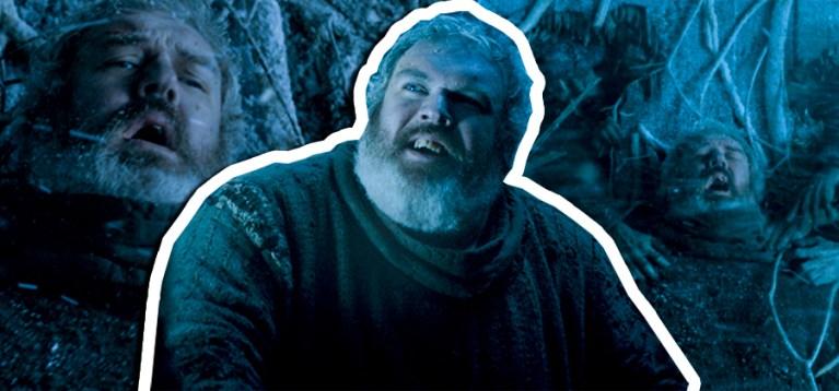 Hodor quase teve mais uma participação em Game of Thrones