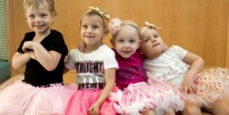4 garotas com câncer se tornaram amigas e venceram a doença juntas