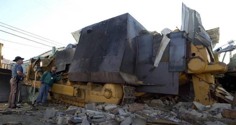 O dia que um homem construiu um tanque de guerra para uma vingança pessoal