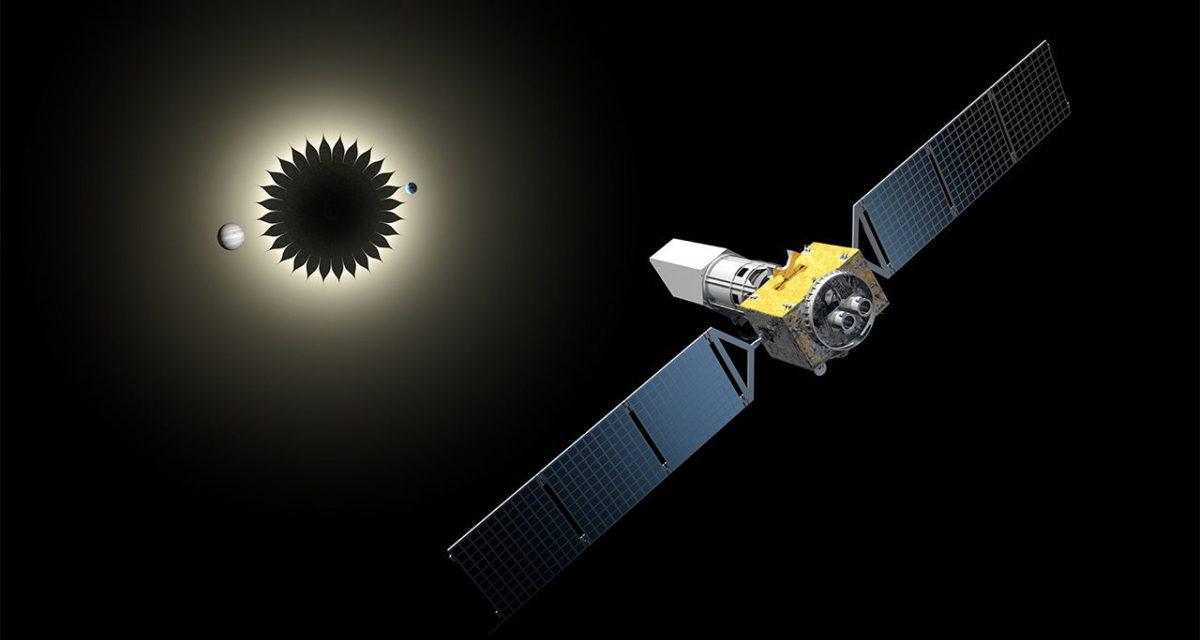 """O projeto ambicioso da NASA de construir essa """"caçadora de planetas"""""""
