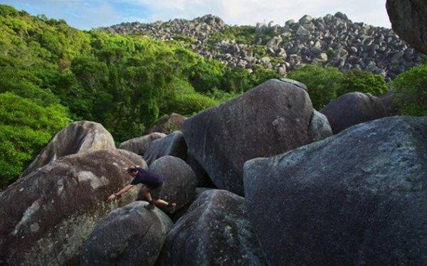 Cape Melville 600x374, Fatos Desconhecidos