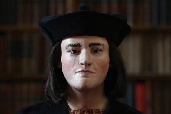 Ricardo III Reconstrução Facial 600x401, Fatos Desconhecidos