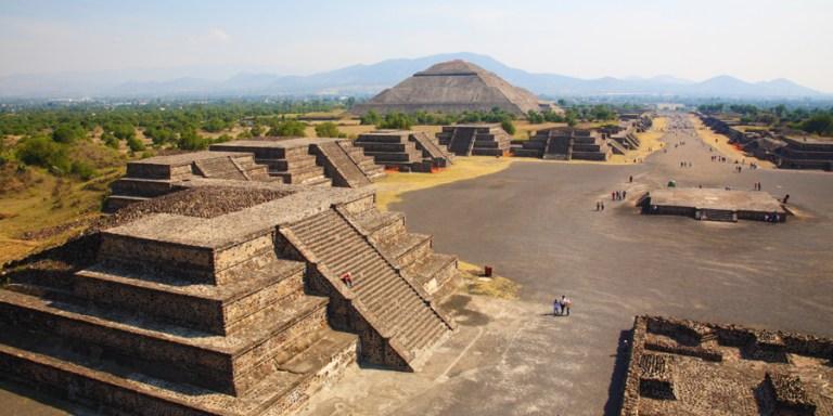 O que fez com que civilizações antigas avançadas entrassem colapso?
