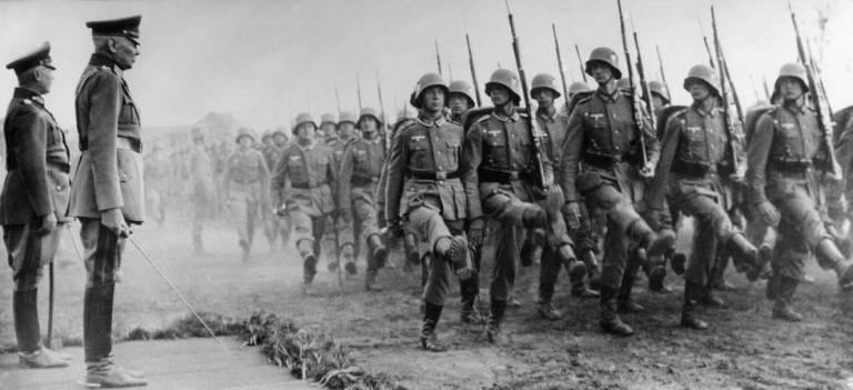 As drogas usadas pelos soldados nazistas para melhorar seu desempenho