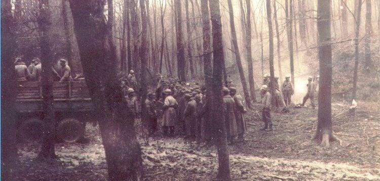 Batalha da Floresta de Hürtgen, o maior confronto entre EUA e Alemanha nazista
