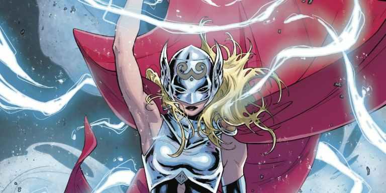 Como Jane Foster se transformou em Thor nos quadrinhos