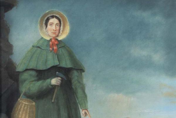 Mary Anning 600x403, Fatos Desconhecidos
