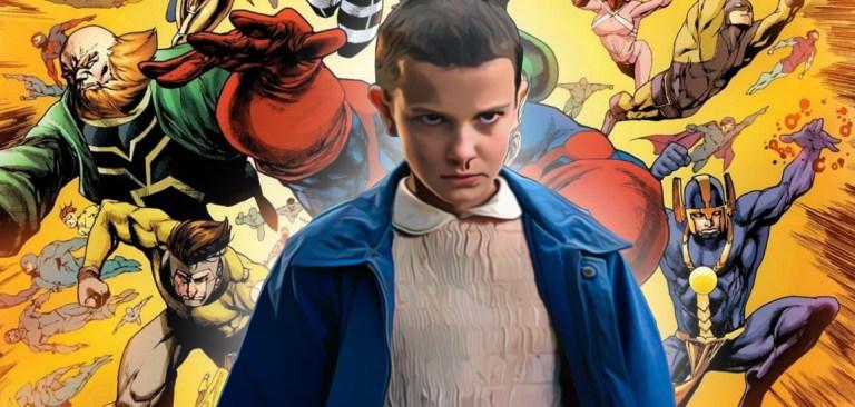 Eleven de Stranger Things pode estar em novo filme da Marvel