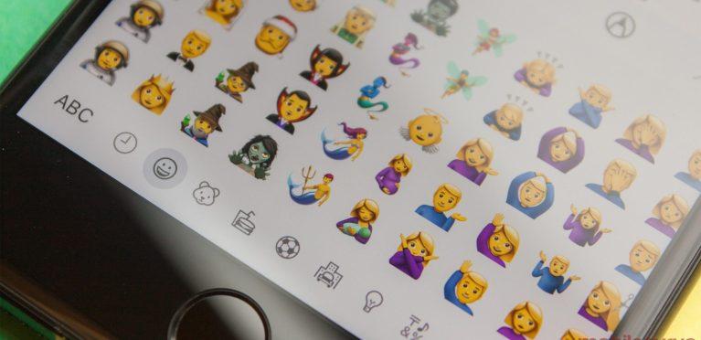 Veja alguns dos novos emojis que estão vindo por aí