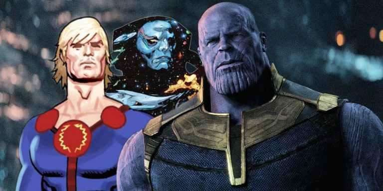 Como a Marvel ainda poderia explorar o passado de Thanos no MCU