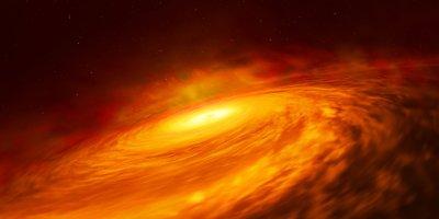 Galáxia NGC 3147 Scaled, Fatos Desconhecidos