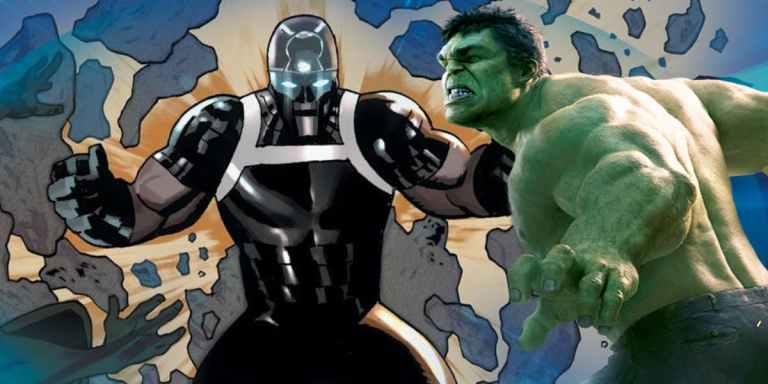Conheça o Eterno que pode ser mais poderoso que o Hulk