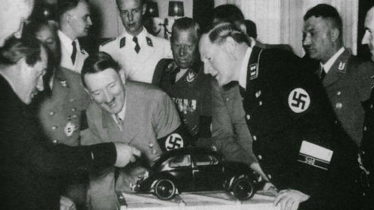 Quem herdou toda a fortuna de Hitler?