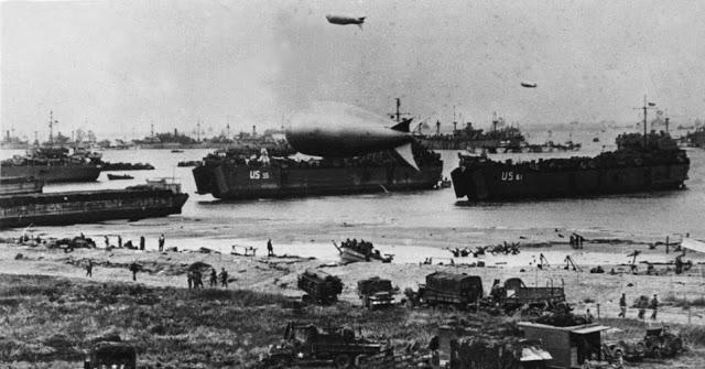 Operação Overlord, um dos dias mais importantes para o fim da 2° Guerra Mundial