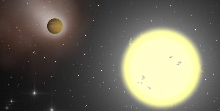 Qual é o maior planeta do universo?