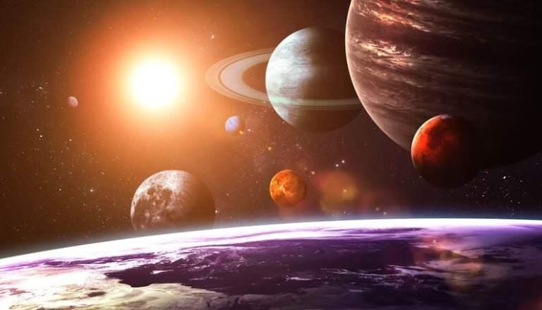 Como é o clima em outros planetas?