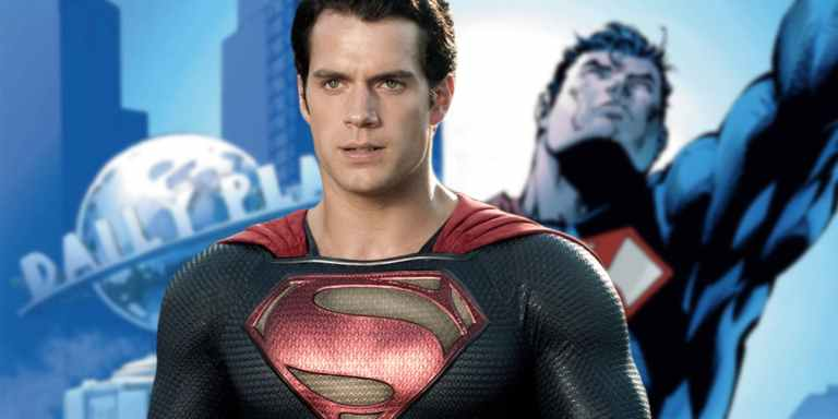 Henry Cavill fala sobre interpretar o Superman outra vez